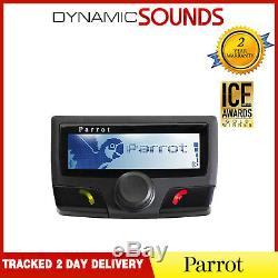 Parrot CK3100 LCD Bluetooth Handsfree Car Kit BLACK