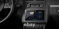 Pioneer DMH-WT76NEX RB 1 DIN Digital Media Player 9 HD Floating Capacitive LCD