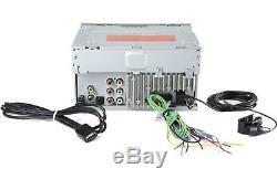 Pioneer MVH-300EX Double 2 DIN MP3/WMA Digital Media Player 7 LCD Bluetooth NEW