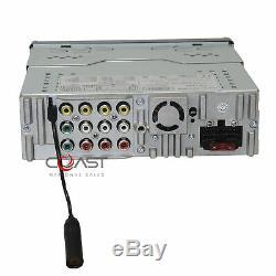 Power Acoustik Bluetooth Radio 7 LCD Dash Kit Harness for 1996-98 Honda Civic