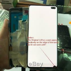Replace SAMSUNG Galaxy S10 Plus G975 G975F LCD Display & Touch Screen Digitizer