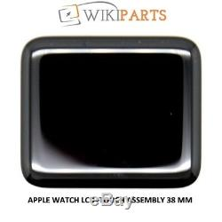 Replacement For Apple Watch 1, 1.5 38mm LCD + Touch Screen Digitizer Assembly
