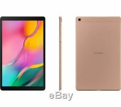 SAMSUNG Galaxy Tab A 10.1 Tablet (2019) 32 GB, Gold Currys
