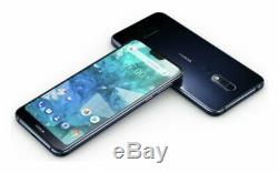SIM Free Nokia 7.1 32GB 5.8 Inch LCD Duel Led 5MP 4G Mobile Phone Blue