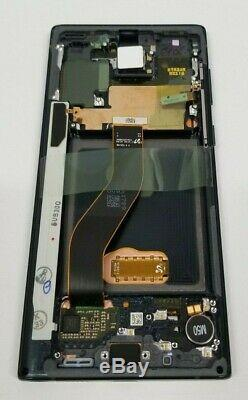 Samsung Galaxy Note 10 Black LCD Display Touch Screen Digitizer + Frame N970 OEM