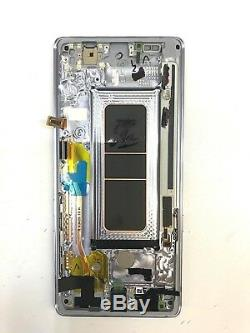 Samsung Galaxy Note 8 LCD Display Touch Screen Digitizer & Frame Replacement
