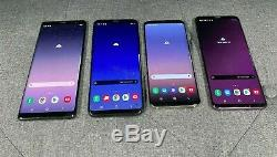 Samsung Galaxy Note 8 S8+ S9+ UNLOCKED Verizon AT&T T-Mobile Sprint SHADOW LCD