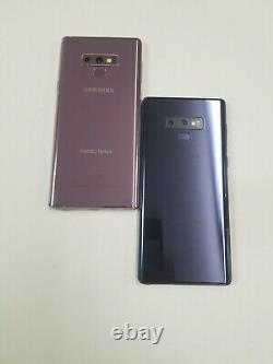 Samsung Galaxy Note 9 Unlocked T-Mobile, Verizon, AT&T, 128GB, 512GB, GSM