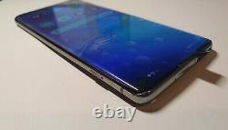 Samsung Galaxy S10 LCD Display Touch Screen G973F Prism Black