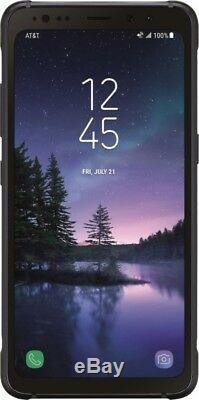 Samsung Galaxy S8 Active G892A 64GB (Factory GSM Unlocked AT&T / T-Mobile)