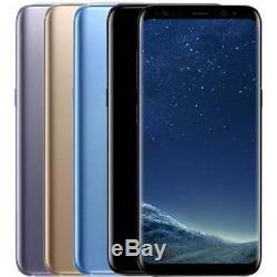 Samsung Galaxy S8 G950U (Verizon + GSM Unlocked AT&T / T-Mobile) Smartphone