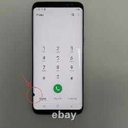 Samsung Galaxy S8 Plus G955U 64GB DOT LCD GSM Unlocked Smartphone