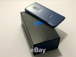 Samsung Galaxy S9 G960U T-Mobile AT&T Sprint Verizon Samsung Factory Unlocked