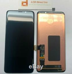 Samsung Galaxy S9 G960 LCD Screen Digitizer Replacement With Burnt Image