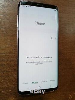 Samsung Galaxy S9+ Plus G965U1 (Unlocked/Verizon/Sprint) 128GB Purple LCD BURN
