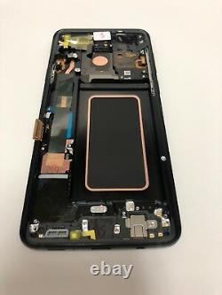 Samsung Galaxy S9 Plus LCD Display Touch Screen Digitizer + Frame Black S9 Plus
