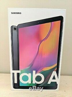 Samsung Galaxy Tab A 128GB Wi-Fi Tablet 10.1in Black SM-T510 10.1 Brand New