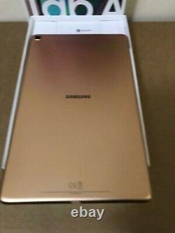 Samsung Galaxy Tab A SM-T510 32GB 2GB Ram WiFi 10.1 Android Tablet Gold