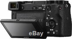 Sony Alpha a6500 Mirrorless Digital Camera 2.95 LCD USA version full Warranty