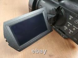 Sony NEXVG900 Full Frame Interchangeable Lens Camcorder Video Camera withAC Power