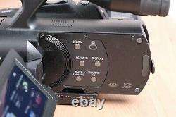 Sony NEXVG900 Full Frame Interchangeable Lens Camcorder Video Camera withCharger