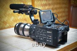 Sony NEX-FS100 (Sony FS100) Sony E 18-200mm Camcorder