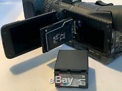 Sony NXCAM HXR-NX70E FULL HD 96GB BUILT IN & SD 3.5 LCD AVCHD Camcorder NX70