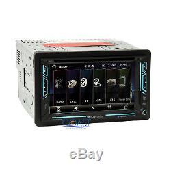 Soundstream Bluetooth NAV Stereo Dash Kit Harness for 1988-94 Chevy GMC Trucks