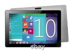 Supersonic 10.1 IPS Touchscreen 2GB RAM/32GB W10 2-in-1 Laptop / Tablet SC1032W