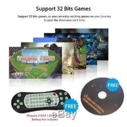 Touch Screen LCD Headrest Monitor DVD Player IR Remote Controller Game Disc USB