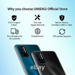 UMIDIGI A7 Pro 4GB+64GB /128GB Smartphone 6.3 Factory Unlocked 2SIM Android 10