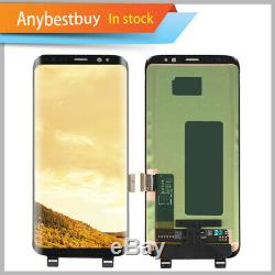 US OEM Display LCD Touch Screen Digitizer Replacement For Samsung Galaxy S8