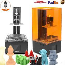 UV LCD 3D Printer DIY Fast Slicing SLA Light Curing Touch Screen 250ml UV Resin