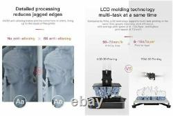 Used Creality LCD 3D Printer LD-002R Touch Screen Curing high Precision Printing