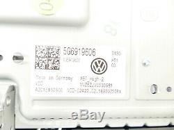 VW Arteon Golf 7 BQ1 Discover Pro Bedieneinheit Display Vollglas 5G6919606