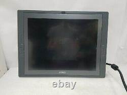 Wacom DTZ-2100 Cintiq 21UX 21 Touchscreen LCD Monitor DTZ-2100C/GNR