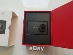 YI 4k+ Action Kamera schwarz 4K/60fps 12MP, LCD Touchscreen, WLAN ähnlich GoPro
