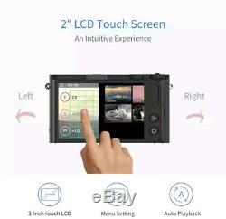 YI M1 Digital Camera 4K Video 20 MP RAW Photo with LCD Touchscreen Mirrorless