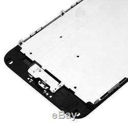 0 Écran LCD Für Iphone 6 Plus Komplett Vormontiert Écran Tactile Avant Schwarz