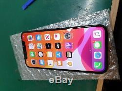 100% Véritable Iphone X Original LCD / Écran / Affichage Utilisé Grade A