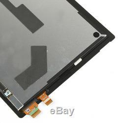 12.3 Réparation Du Verre Du Numériseur Avec Écran Tactile LCD Pour Microsoft Surface Pro 5 1796