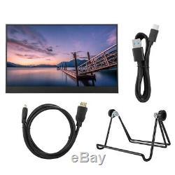 15.6hd 1080p 19201080 Ips LCD Écran Tactile Écran Tactile Hdmi Pour Ps4