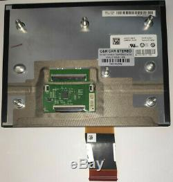 17 18 Dodge Remplacement 8.4 Uconnect Moniteur LCD Navigation Radio Écran Tactile