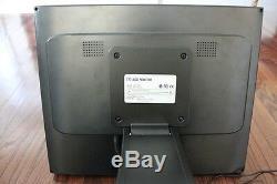 19 Vga LCD À Écran Tactile 5 Fils Moniteur À Écran Tactile Pos USA Vendeur