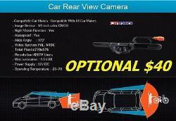 2004-16 Ford F & E Series Bluetooth CD / DVD Usb Rca Stéréo Avec Cam Gratuit Backup