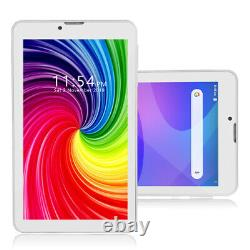2-en-1 Tablette Pc + 4g Téléphone (factory Unlocked) 7.0 Touchscreen Android 9.0 Wifi