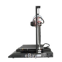 3d Printer Diy Kit 300x300x400mm 1.75mm Pla Filament Numérique LCD À Écran Tactile Aa