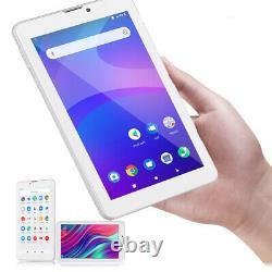 7.0 Android 9.0 Tablette Pc 4core Phablet Gsm 4g Téléphone Gratuit 32 Go Microsd Débloqué