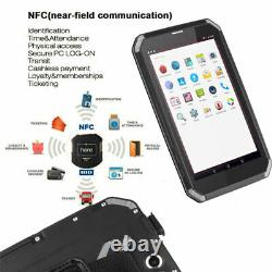 8 Débloqué Android 4g Lte Rugged Smartphone Tablette Mobile Nfc Waterproof