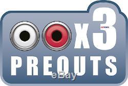 98-01 Dodge Ram Bluetooth CD / DVD Usb Aux Voitures Radio Stereo Pkg Gratuitementc Backup Cam